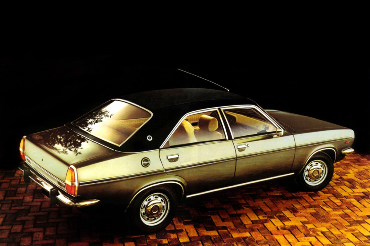 The cars : Chrysler 180 development story